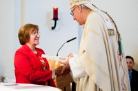 Ehrungen durch den Bischof - 22. Mai 2016
